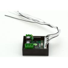 Modulis prijungti iki 8 sausų kontaktų į CAN magistralę.