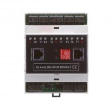 8 analog input