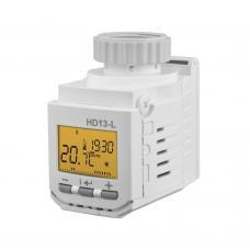 HD13-L Programuojamas savaitinis termoreguliatorius radiatoriui su LCD