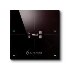 GRENTON SMART PANEL 4B, OLED, TF-Bus