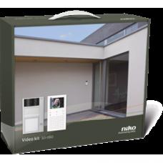 Видеодомофон (вызывной блок/внутренний блок (комплект))