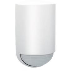 Уличный датчик движения для поверхностного монтажа, белый цвет, 180°, 230В, IP54