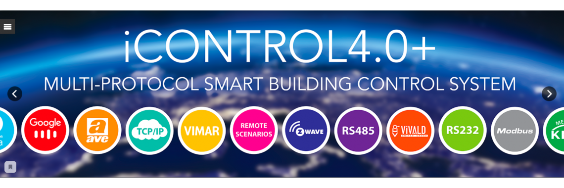 Vivaldi iControl4